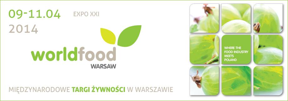 Targi World Food Warsaw 2014