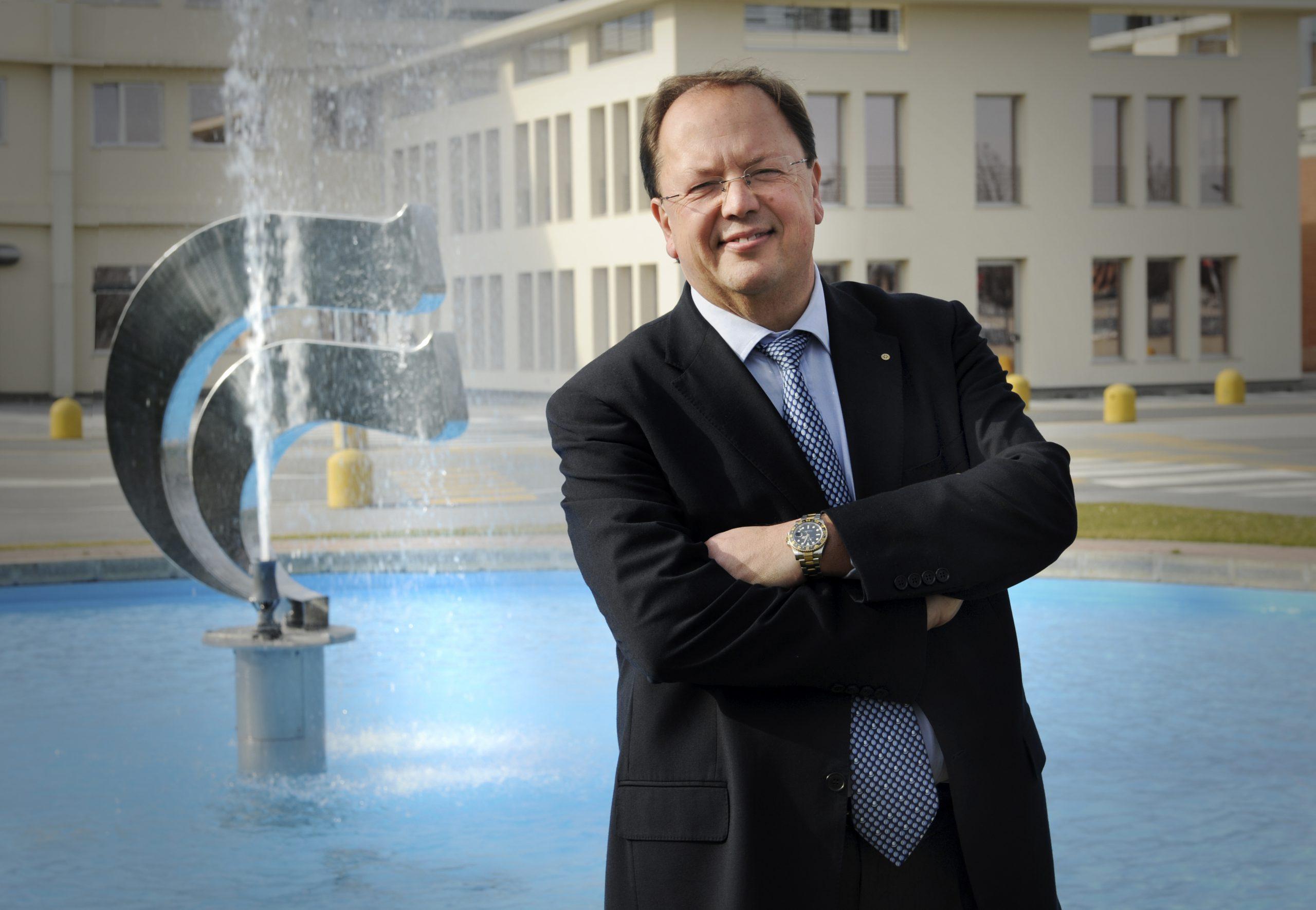 Luigi Lazzareschi, CEO Sofidel Group