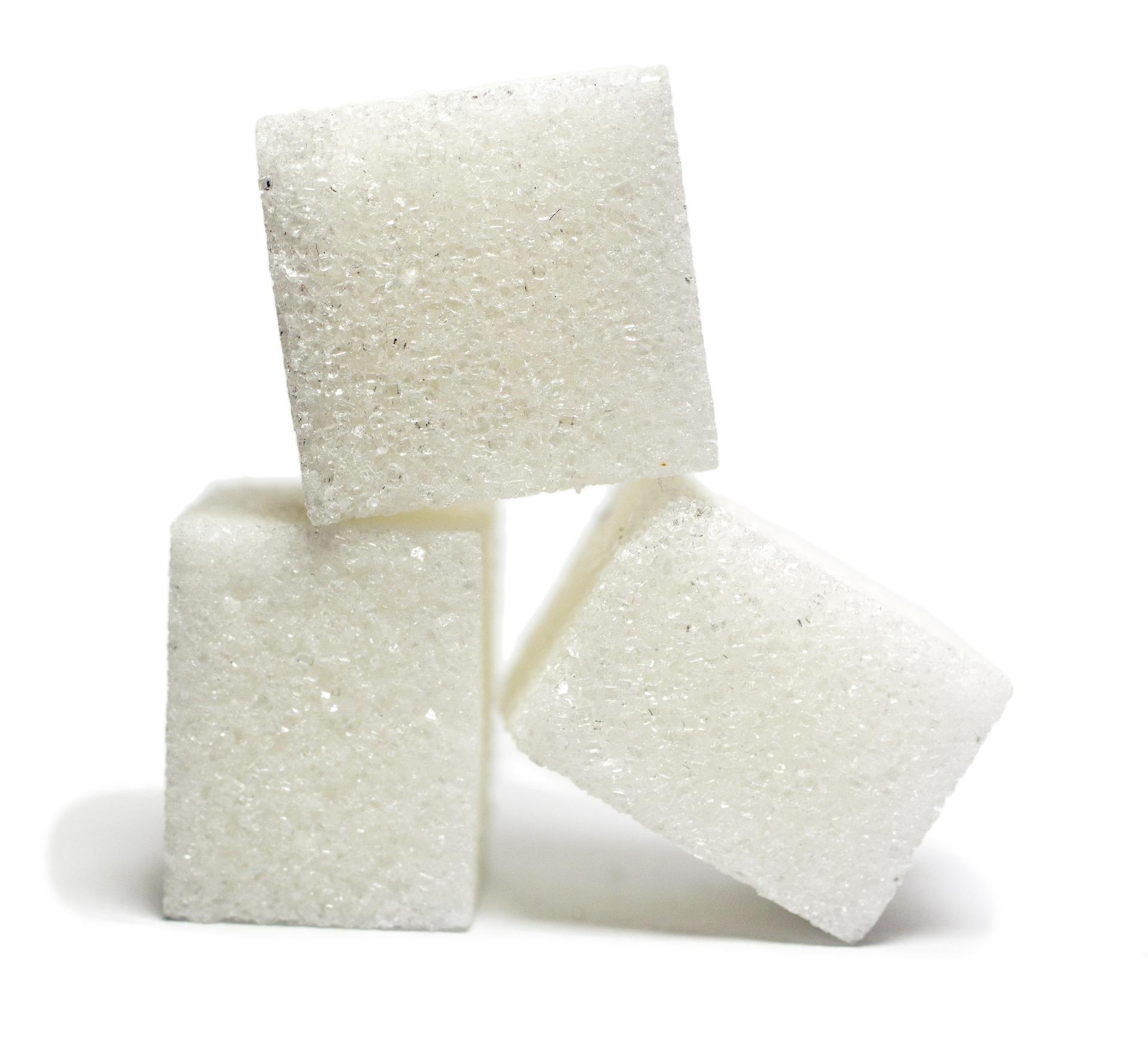 Cukier tańszy niż przed rokiem