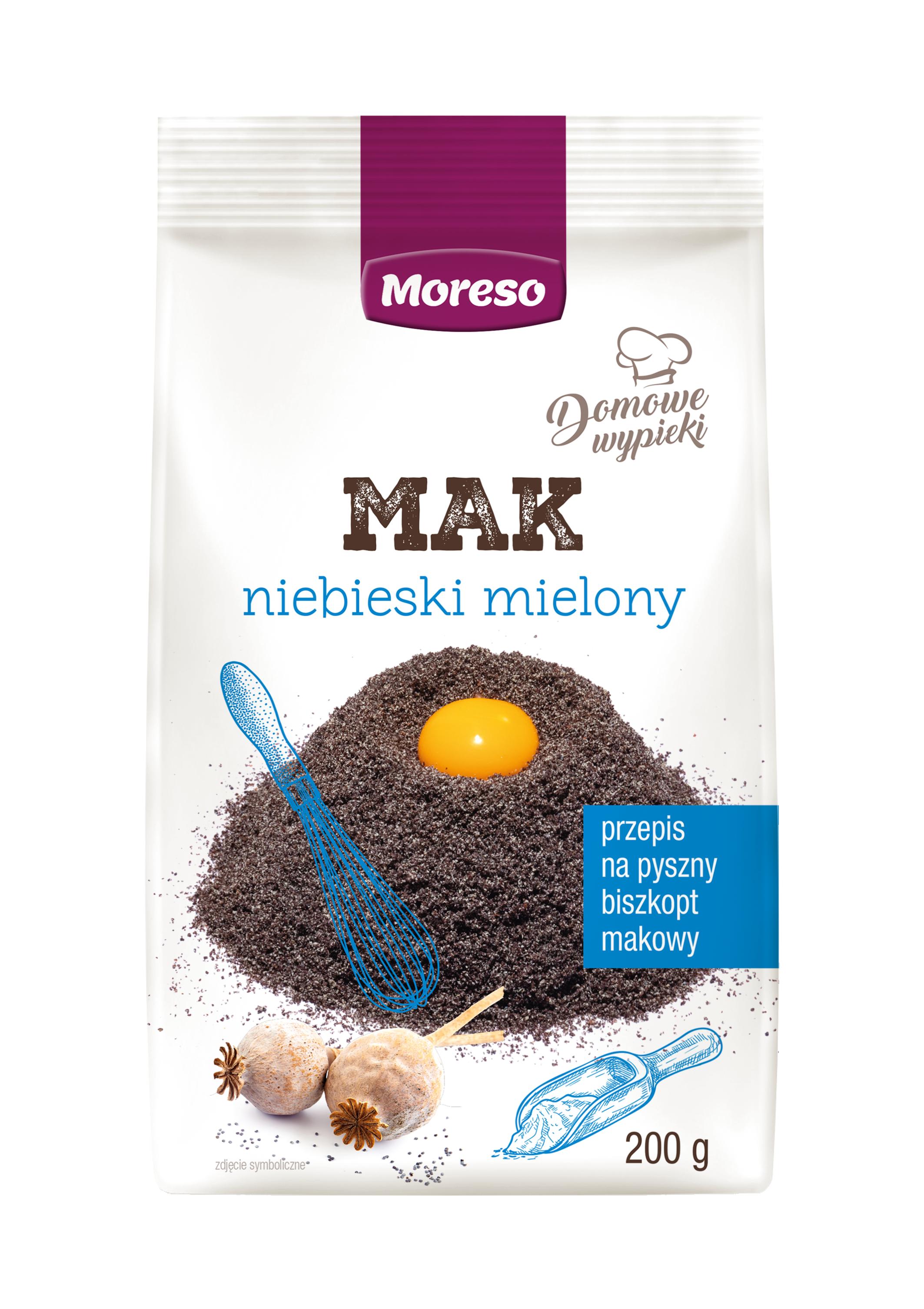 """Moreso """"Domowe wypieki"""" zamiast tradycyjnej mąki"""