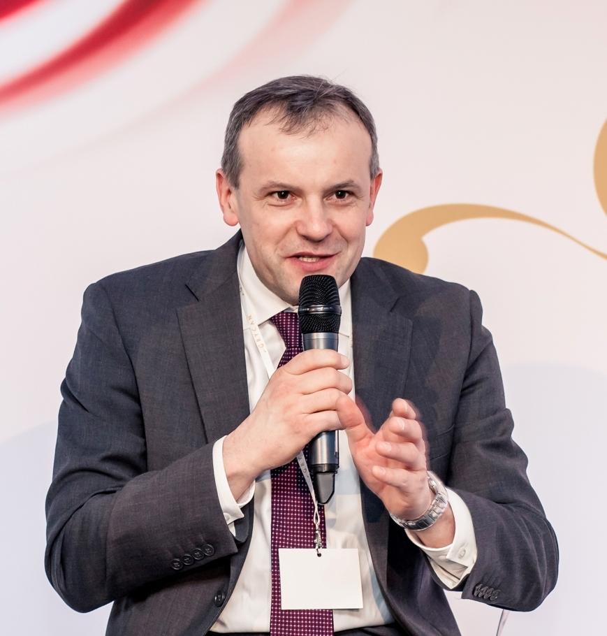 Marcin Snopkowski, Dyrektor Generalny Lodziarnie Firmowe Sp. z o.o. S.K.A.