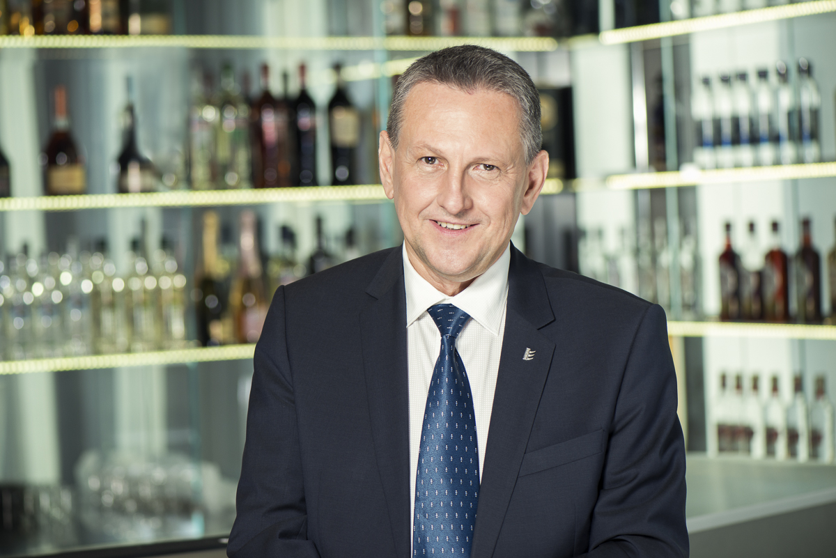 Mariusz Chrobot nowym Dyrektorem Generalnym CEDC