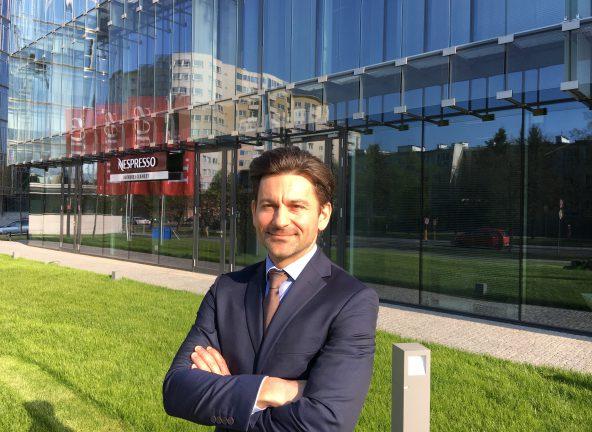 Mariusz Staszczuk, Dyrektor Sprzedaży Dywizji Lody, Nestlé Polska