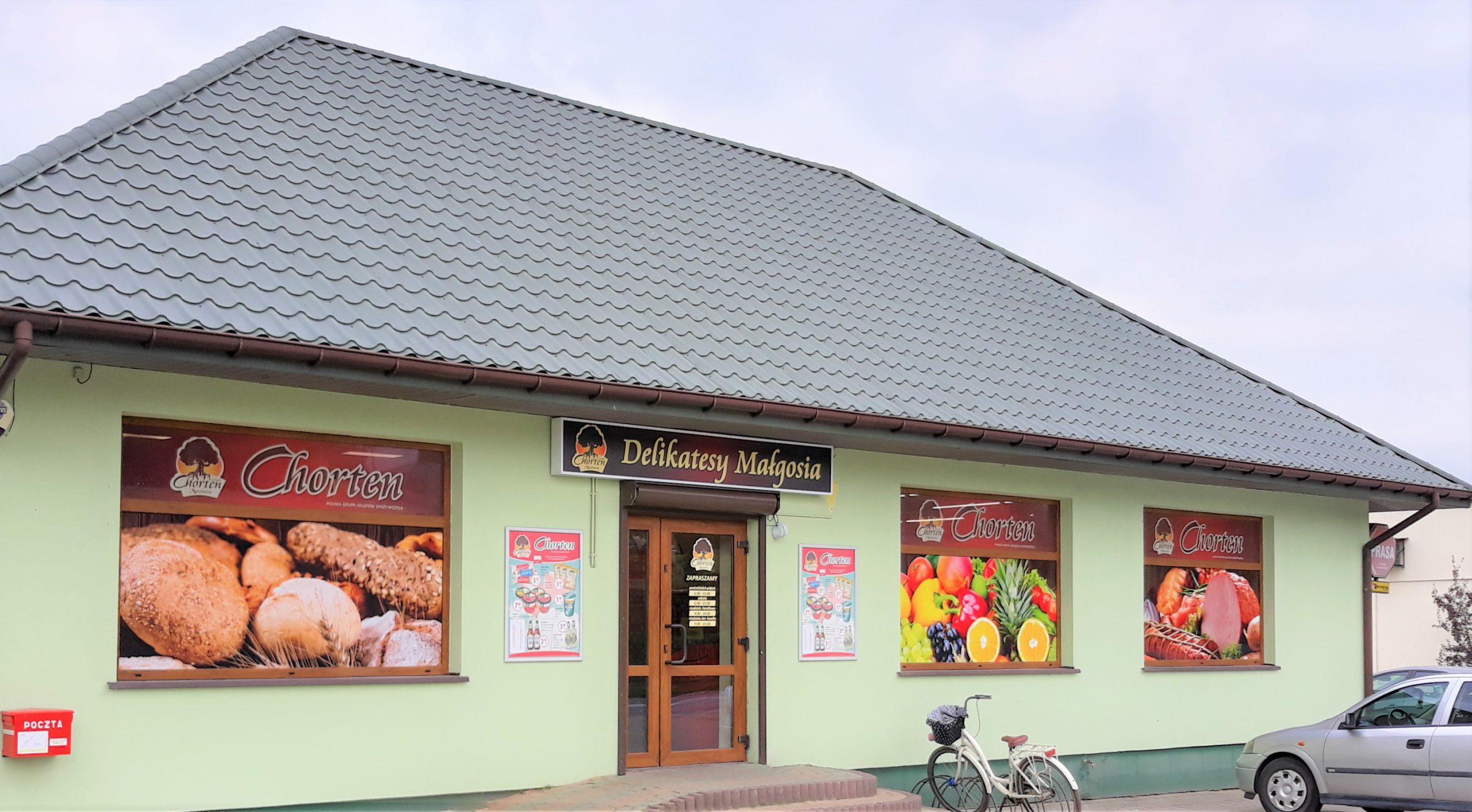Otwarcie nowego sklepu w Grupie Chorten Mazowsze