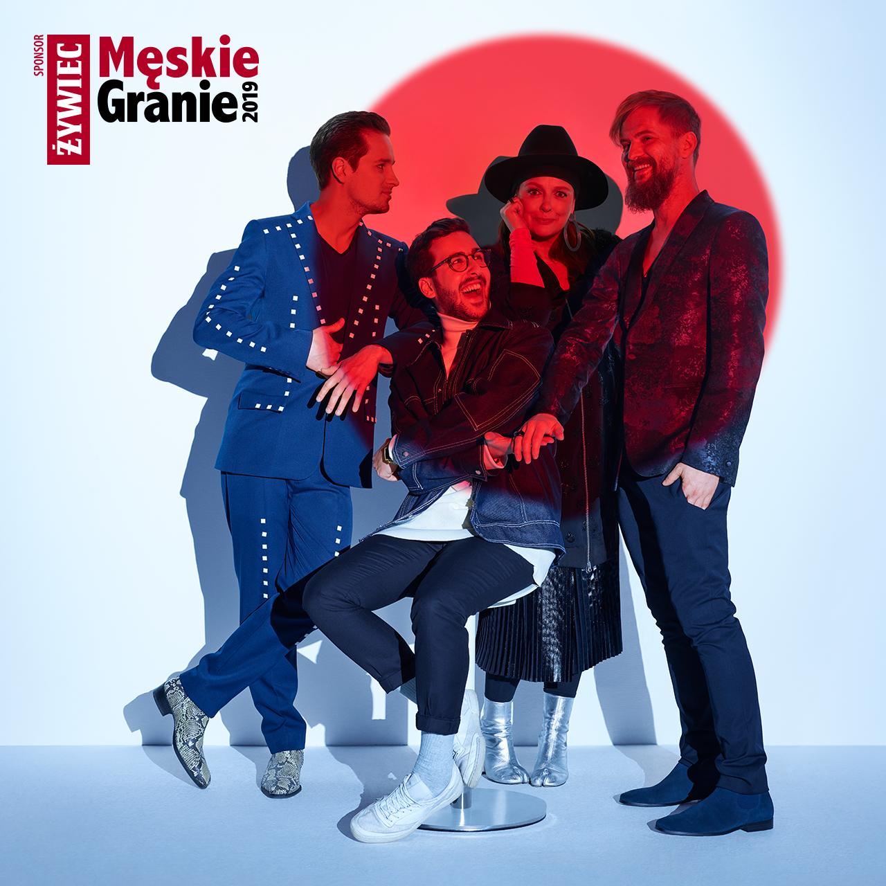 Nosowska, Igo, Organek, Zalewski – oto Męskie Granie Orkiestra 2019