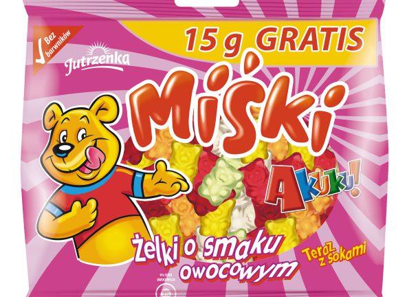Rusza promocja żelków marki Akuku!