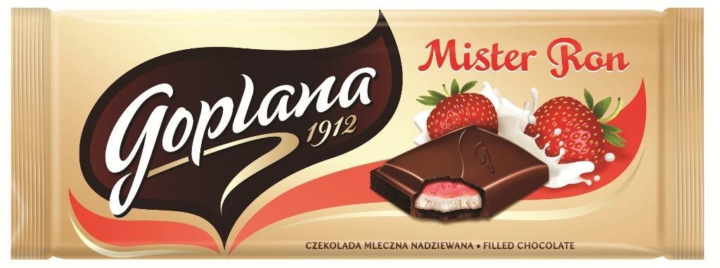 Nowa odsłona czekolad marki Goplana