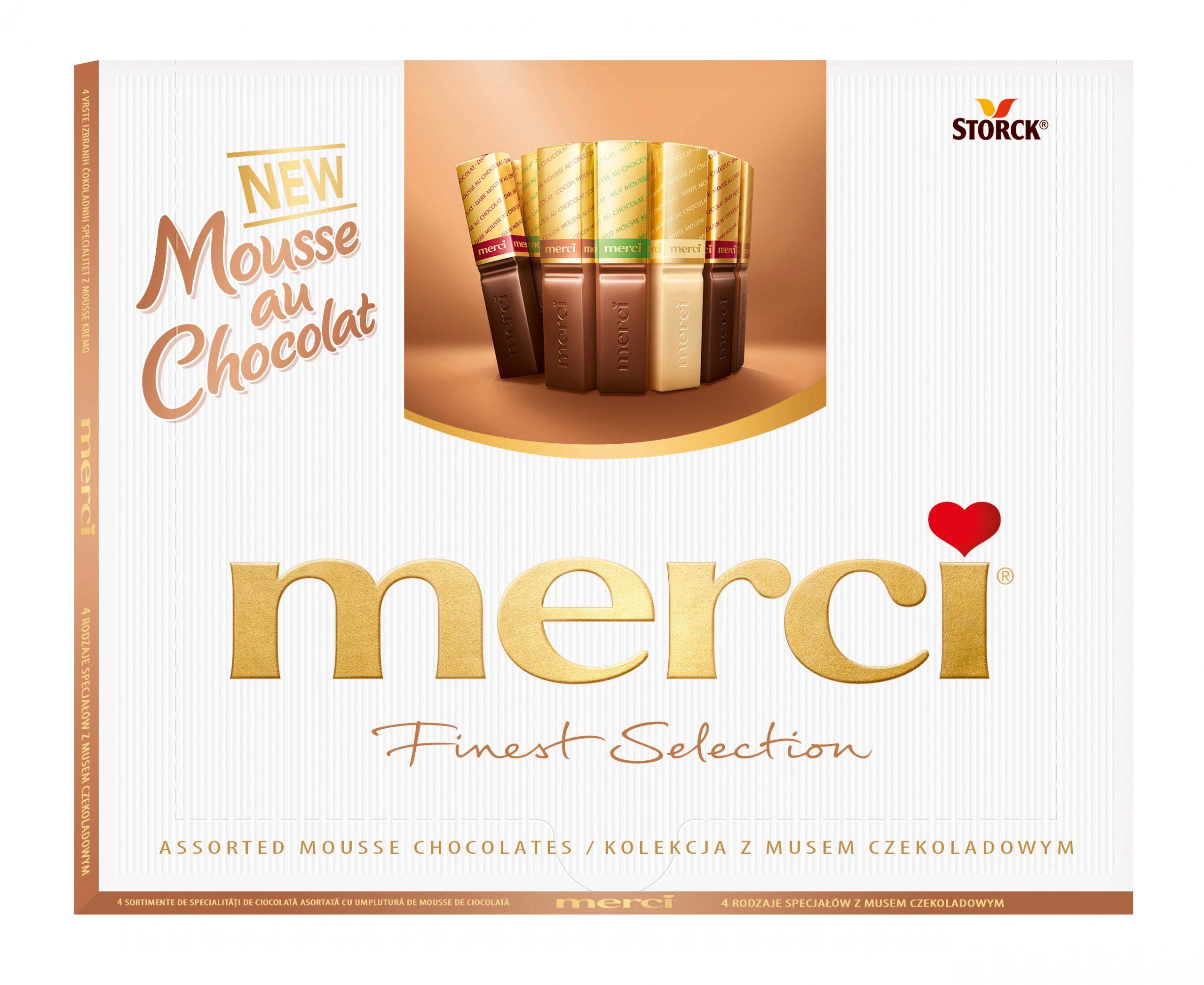 Merci mus czekoladowy