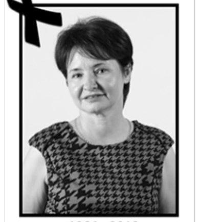 Małgorzata Zuzaniuk 1964-2018