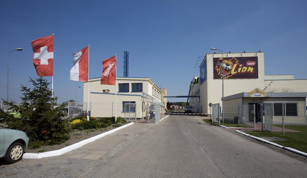 Zmiana na stanowisku dyrektora fabryki słodyczy w Kargowej