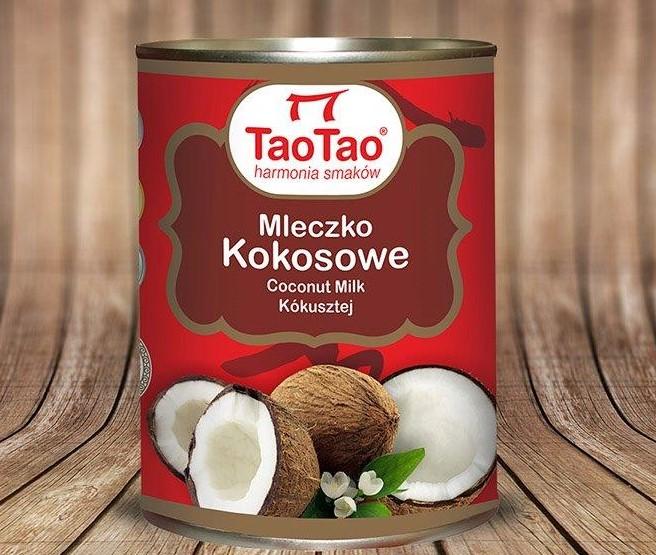 Mleczko kokosowe – nowość w ofercie Tao Tao