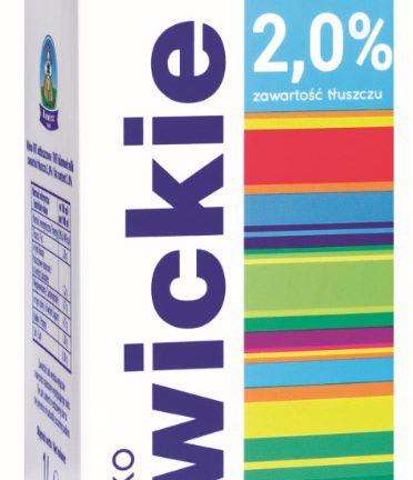 Mleko od OSM Łowicz w nowym opakowaniu