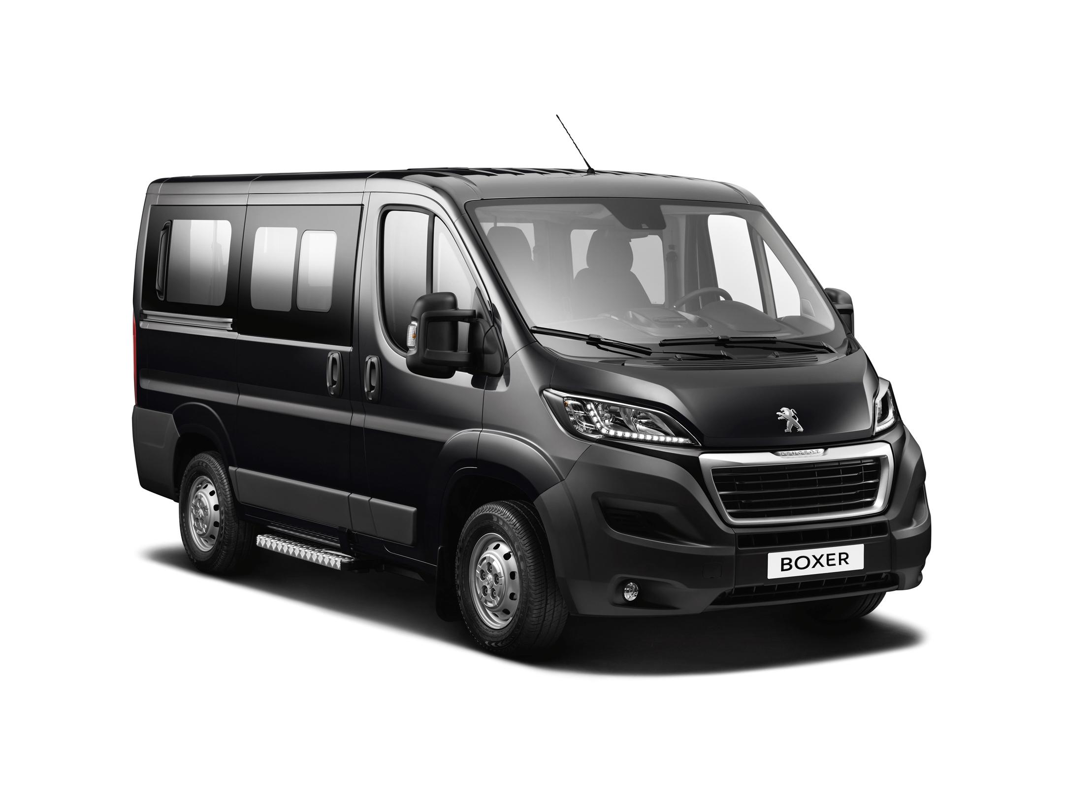 Nowy Peugeot Boxer – nowe udogodnienia dla użytkowników