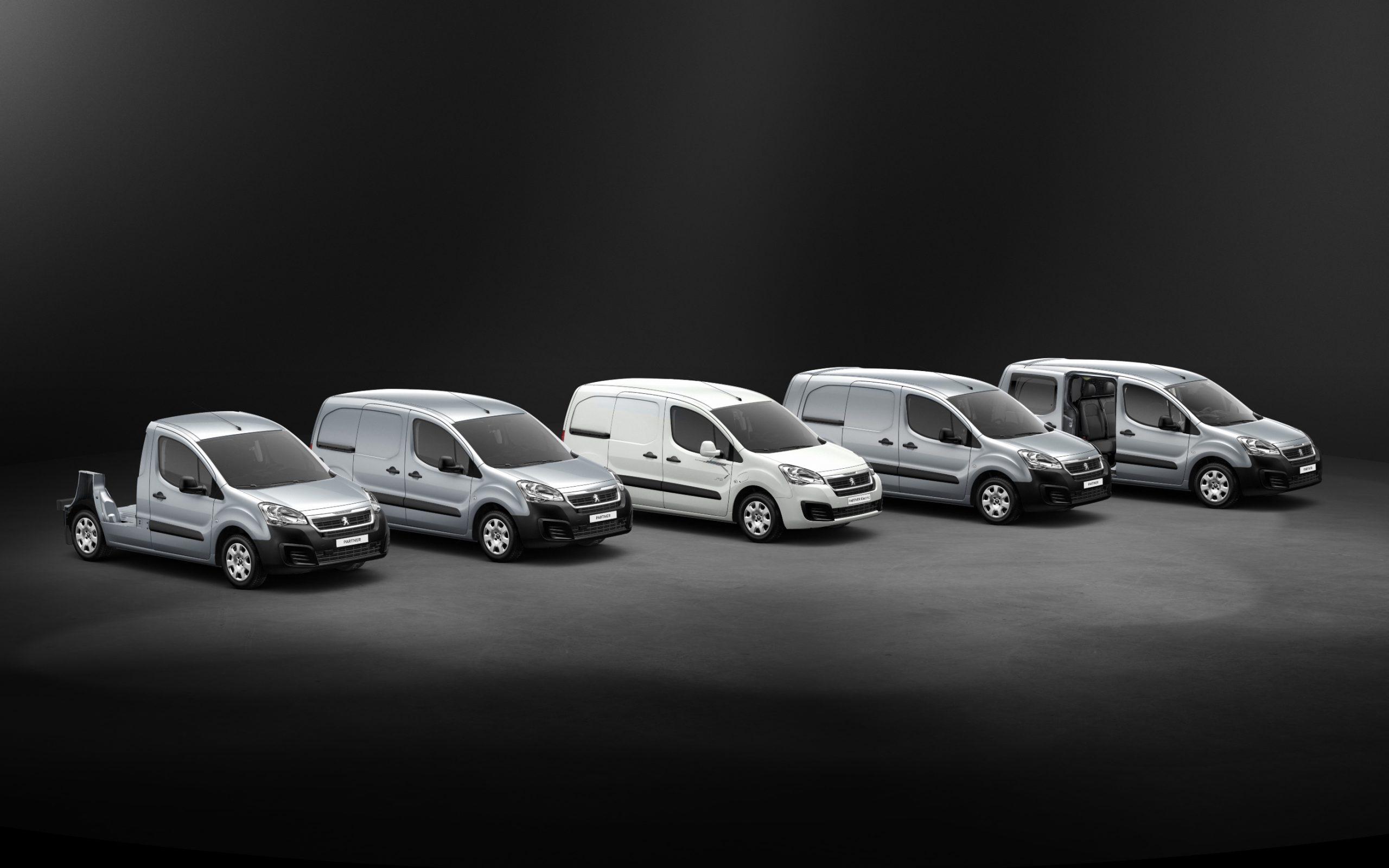 Nowy Peugeot  Partner i Partner Tepee