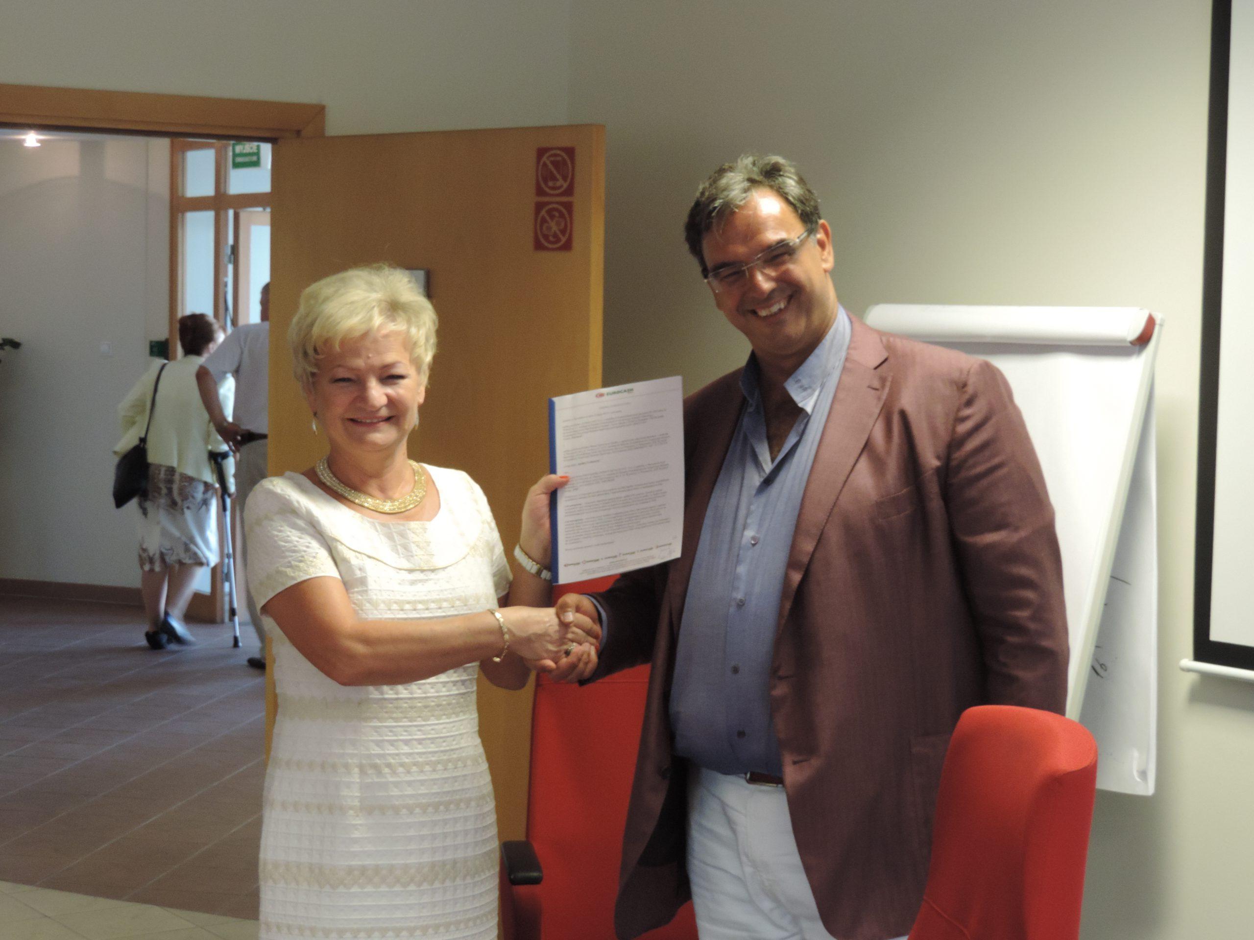 Grupa Eurocash i Spółdzielnie Społem zacieśniają partnerstwo