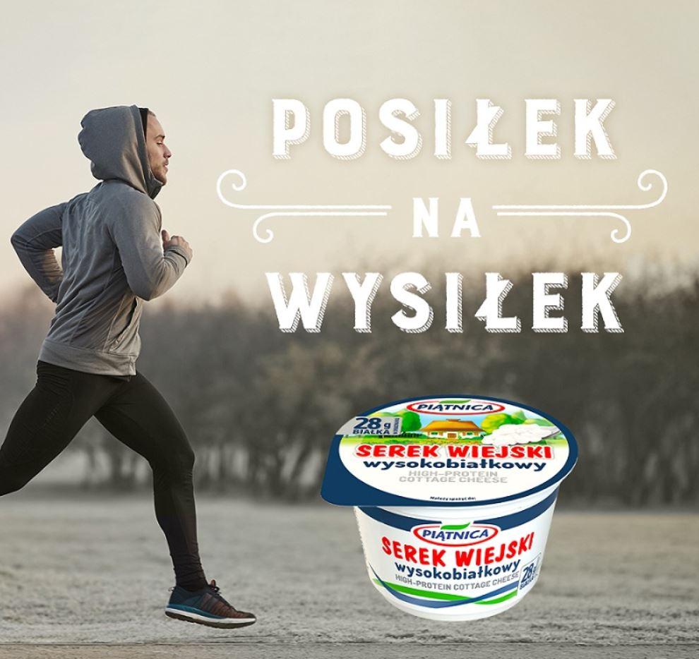 """OSM Piątnica z nową kampanią """"Posiłek na wysiłek"""""""
