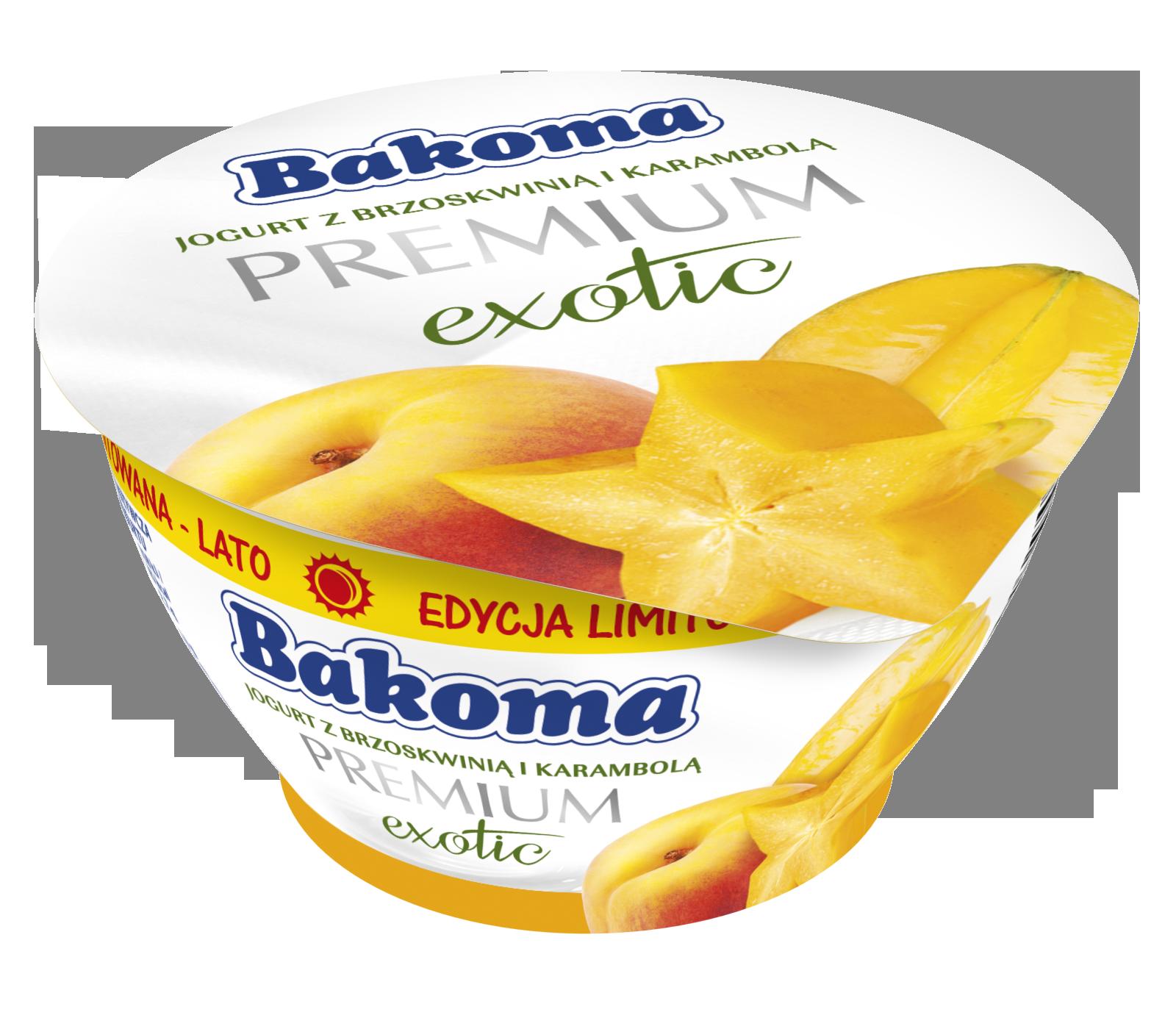 Bakoma Premium Exotic