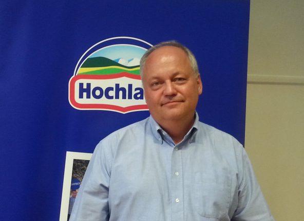 Peter  Knauer, prezes Hochland Polska