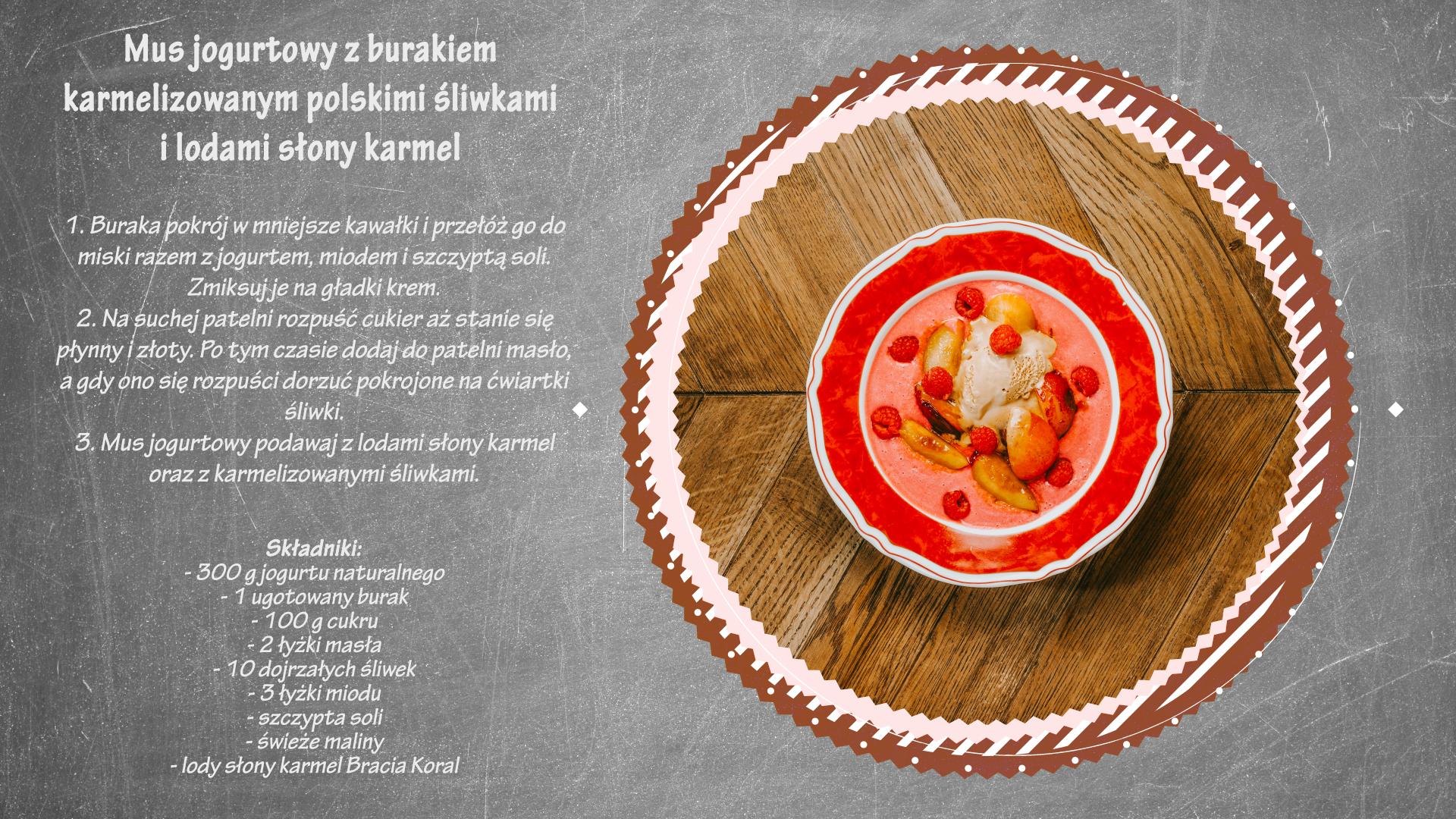 Pomysł na jesienne desery od marki Bracia Koral