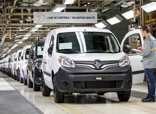 Renault Pro+ wprowadza na rynek nowe samochody dostawcze
