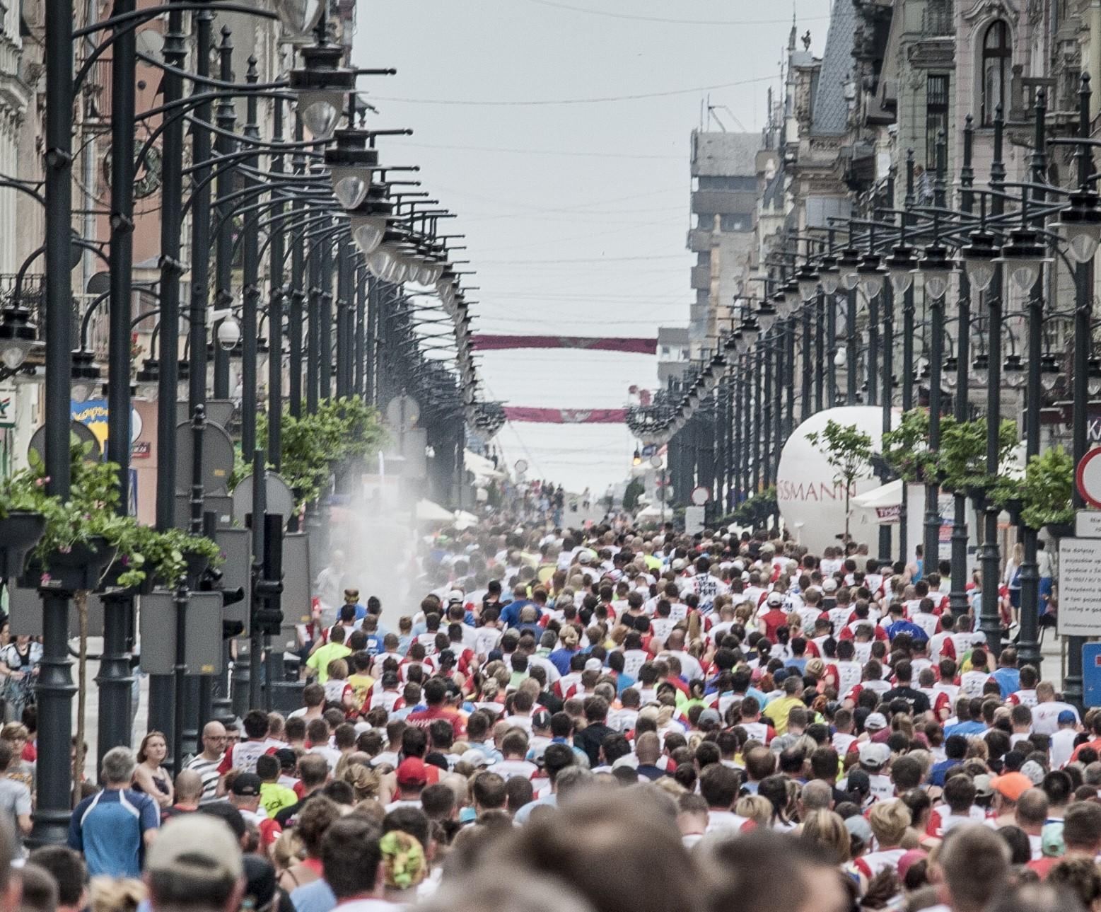 Bieg Ulicą Piotrkowską Rossmann Run 2020 – ruszają zapisy
