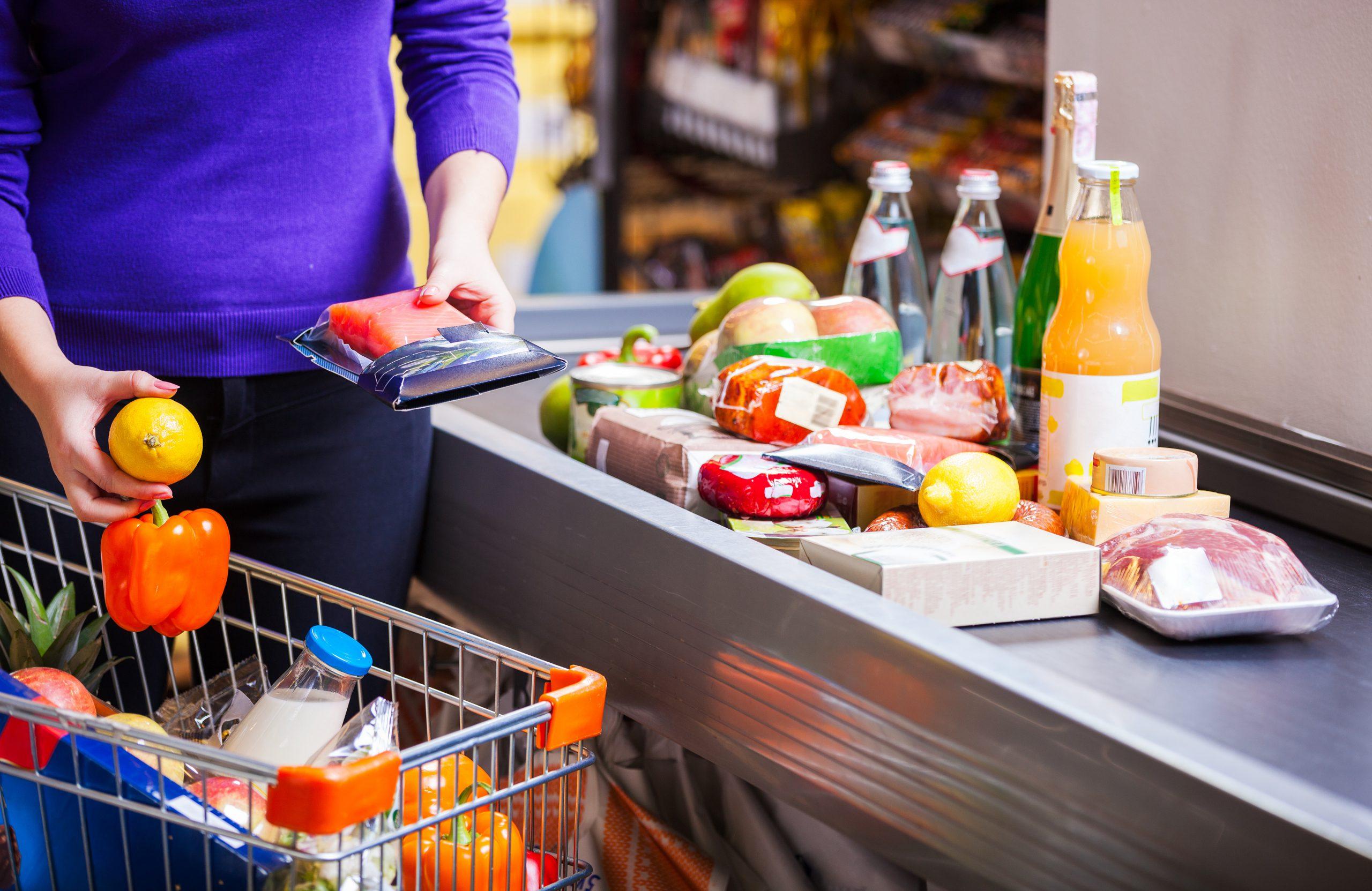 Świąteczne zakupy w sektorze spożywczym
