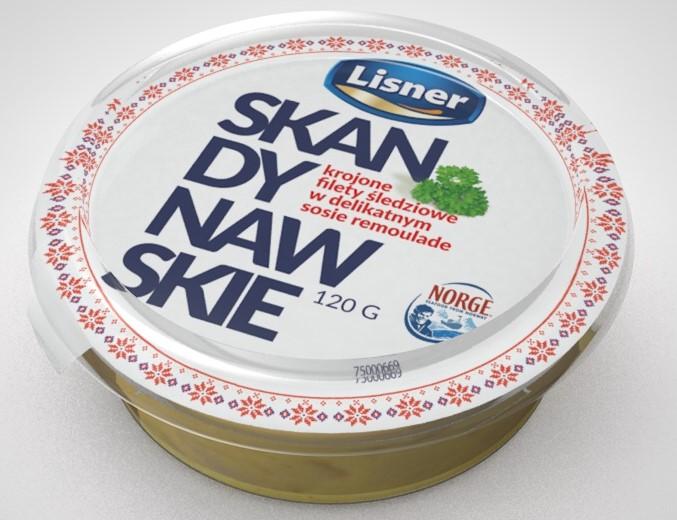 Skandynawskie smaki marki Lisner