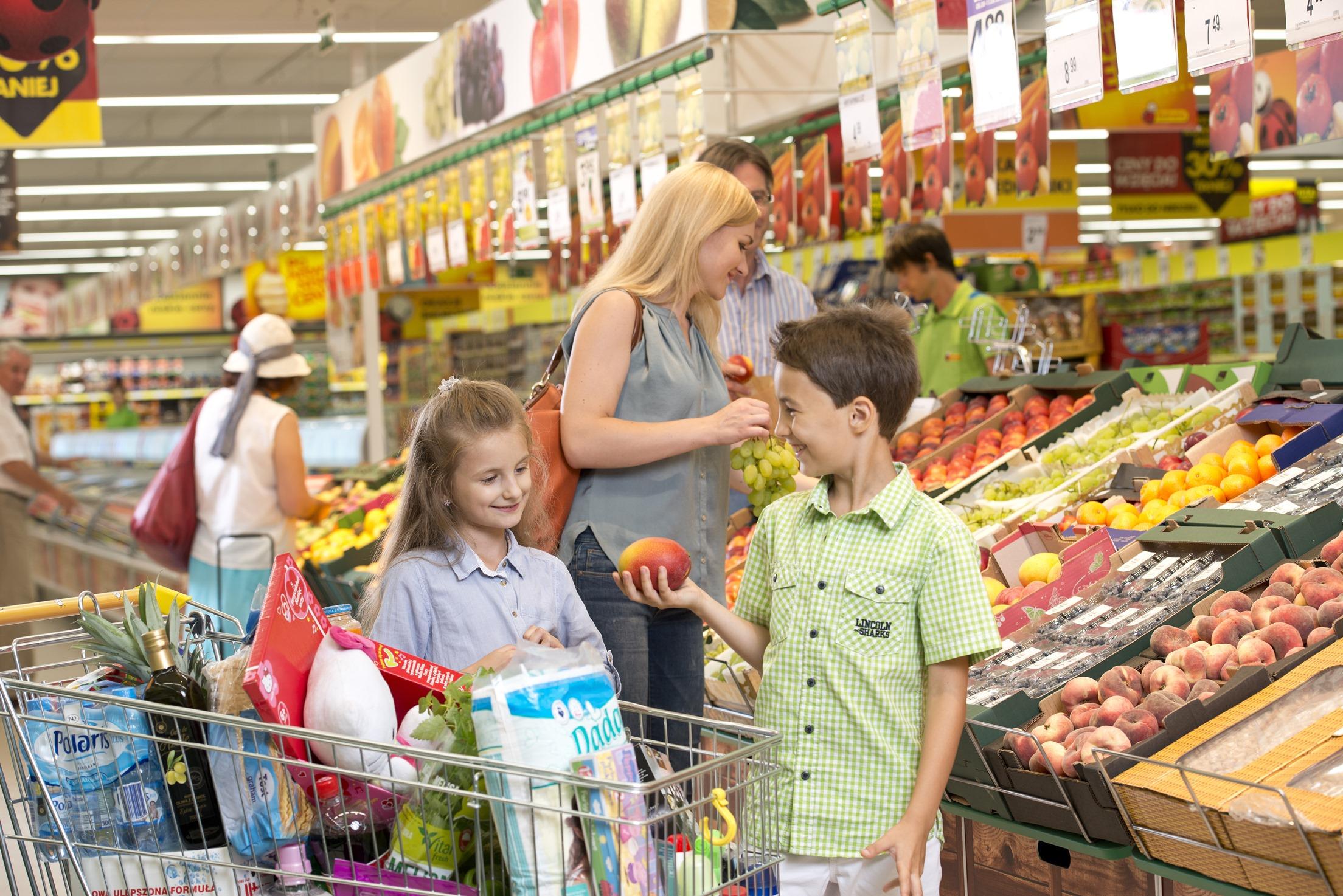 Badanie Biedronki na temat zmiany nawyków żywieniowych konsumentów