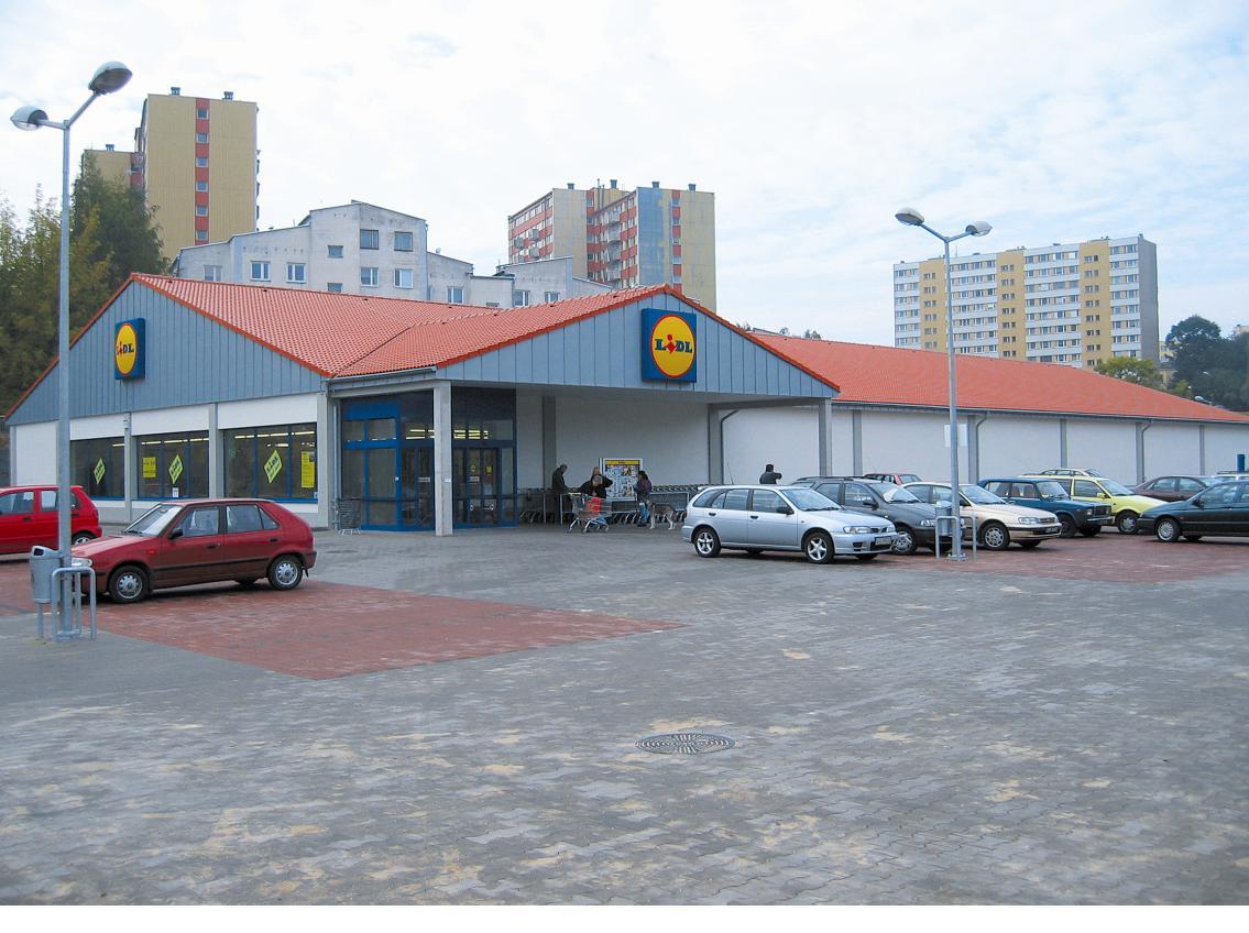 Drugi sklep sieci Lidl w Starachowicach