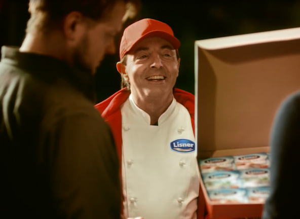 Michel Moran w kolejnej kampanii marki Lisner