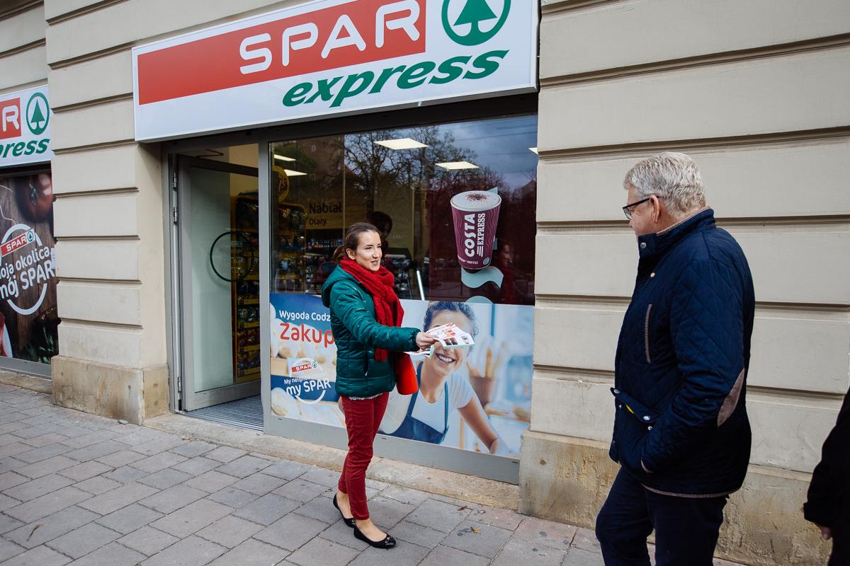 SPAR Polska testuje nowy model sklepu convenience