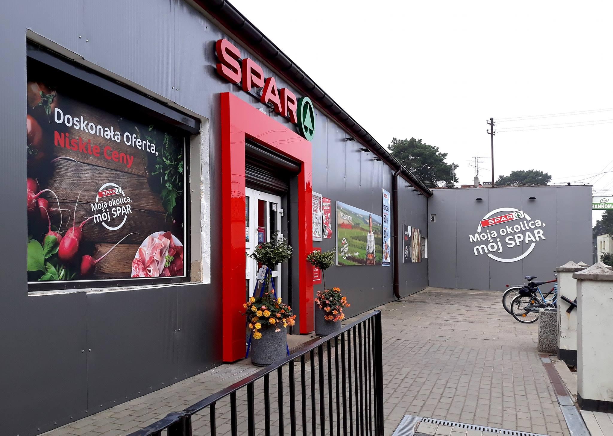SPAR rozpoczyna wrzesień dwoma otwarciami jednego dnia