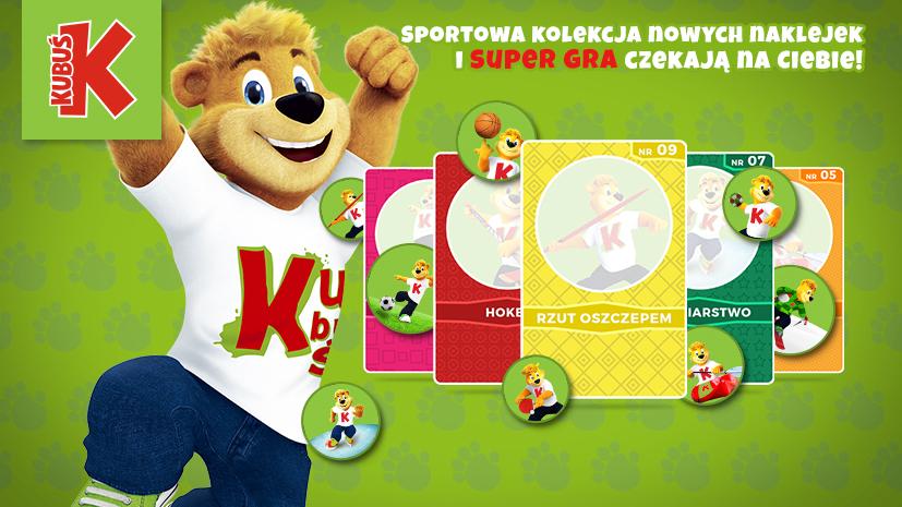 Sportowa kolekcja Kubusia