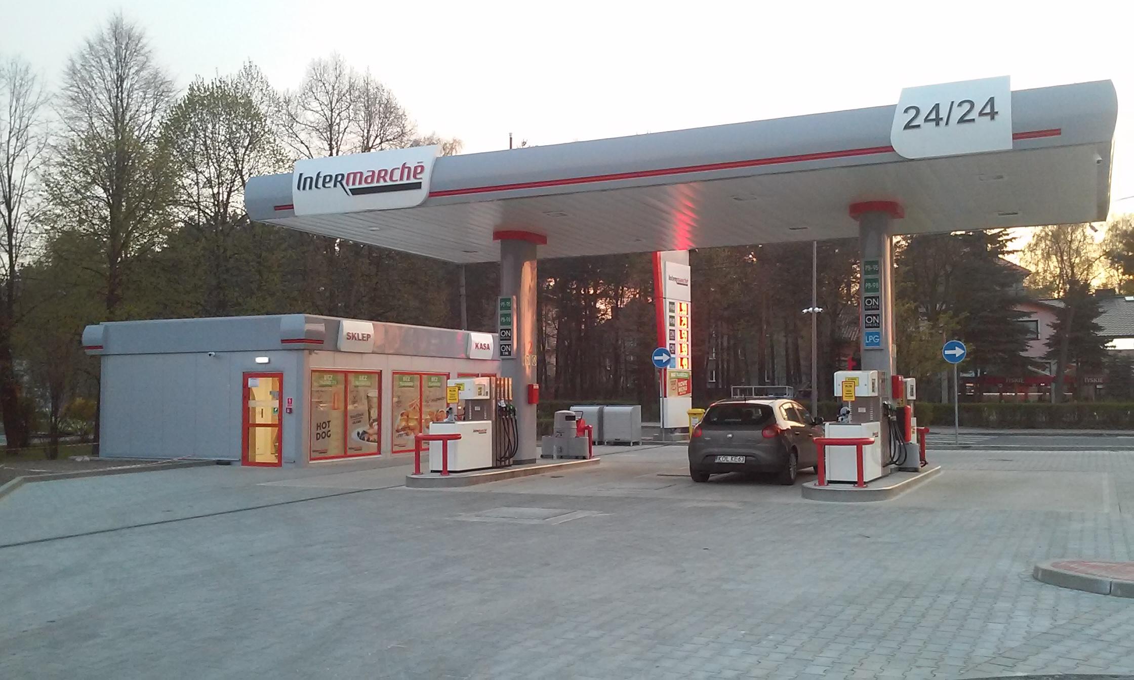 Intermarché – 60. stacja paliw
