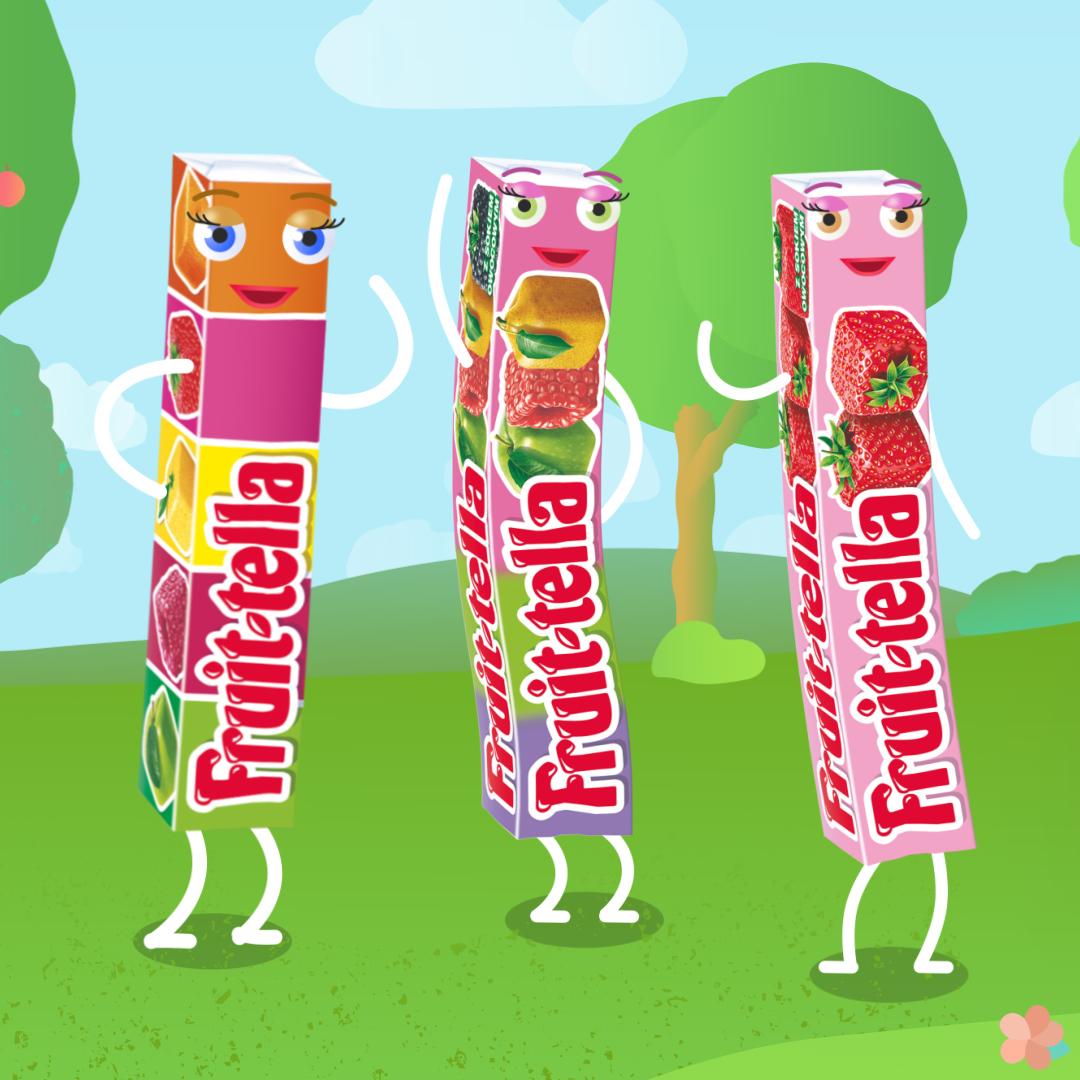 Nowa kampania marki Fruittella