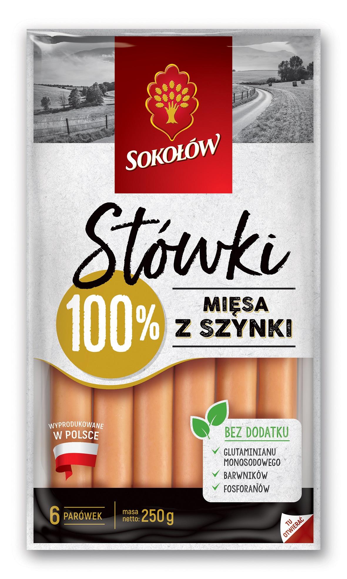 """""""Stówki"""" od Sokołowa"""