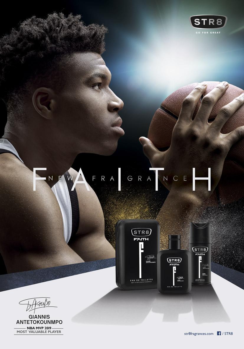 Nowy zapach STR8 Faith