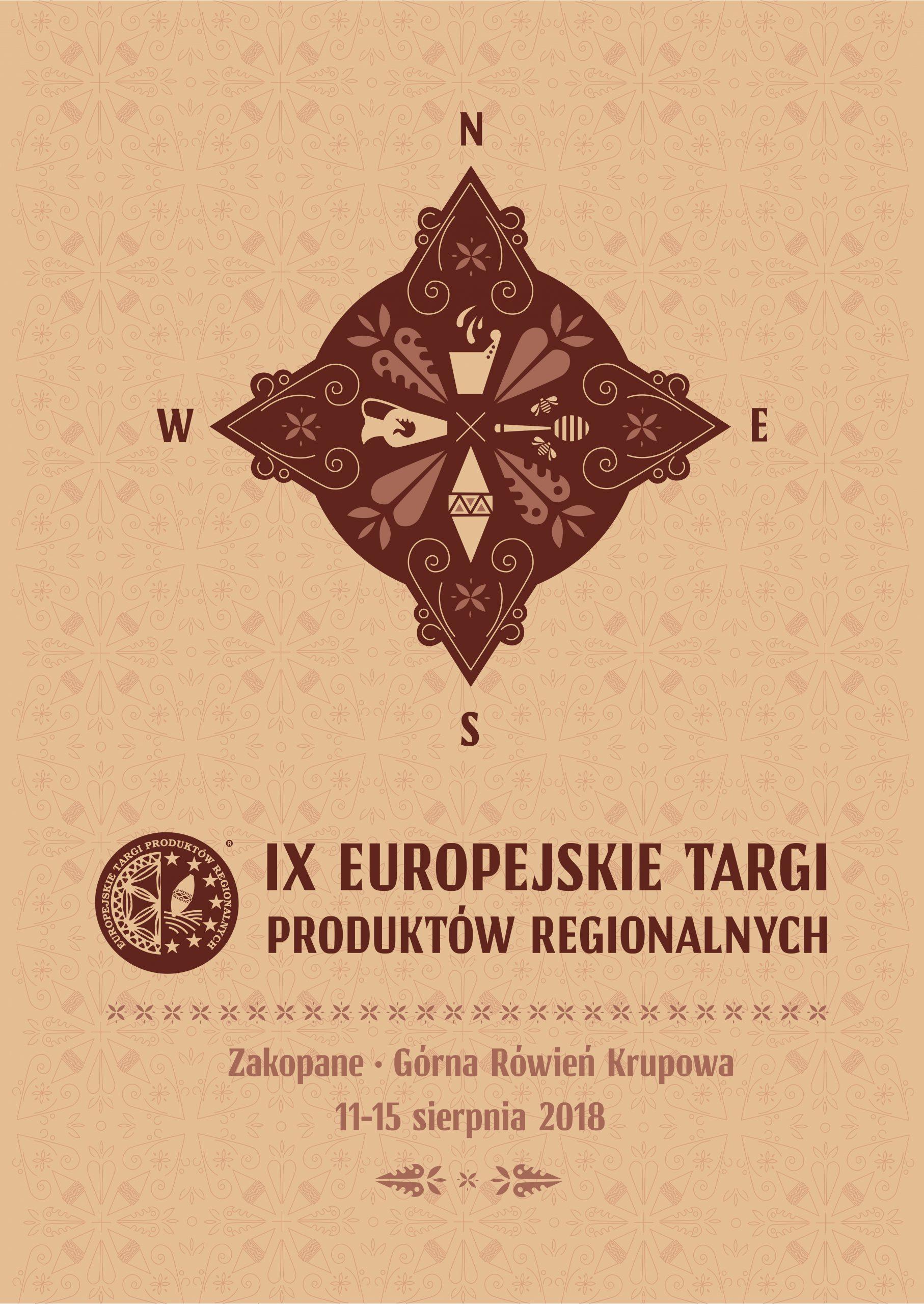 IX Europejskie Targi Produktów Regionalnych już jutro