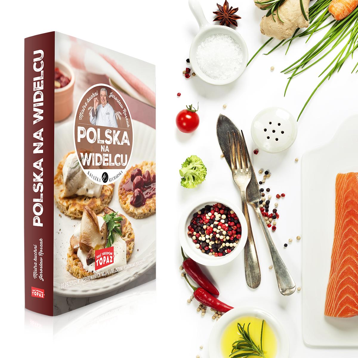 Topaz oferuje interaktywną książkę kucharską