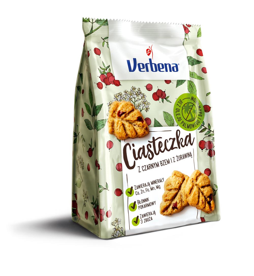 Kampania ciasteczek Verbena