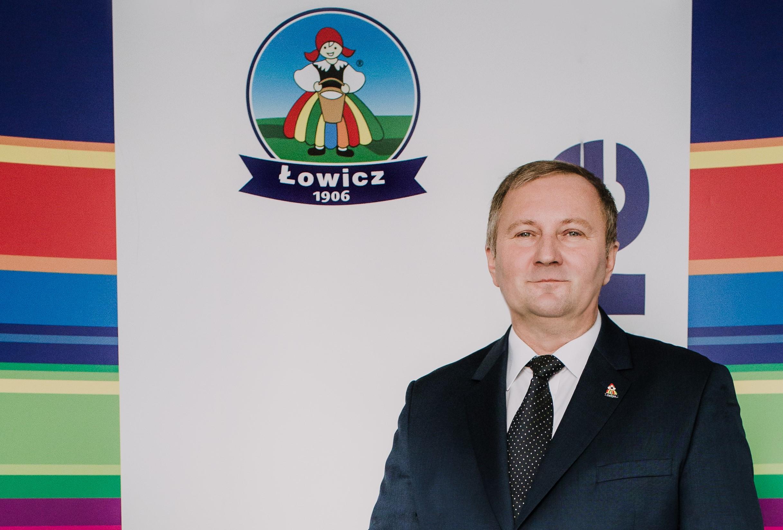 Wojciech Jezierski, wiceprezes ds. handlu i marketingu OSM Łowicz