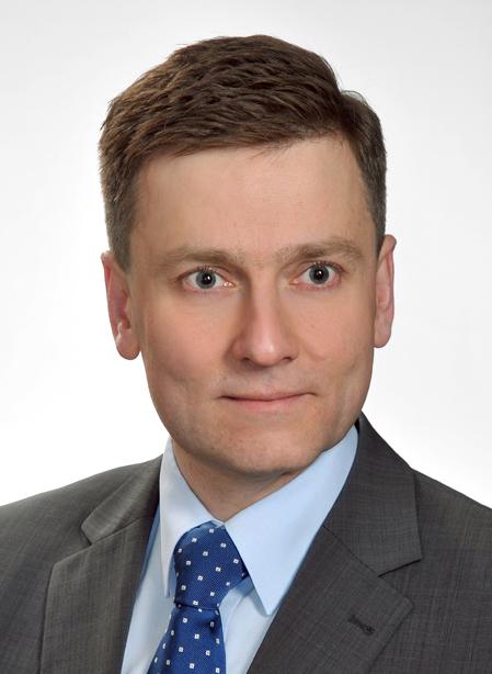 M. Wesołowski – dyrektor handlowy i  w-ce prezes Zarządu GK Specjał