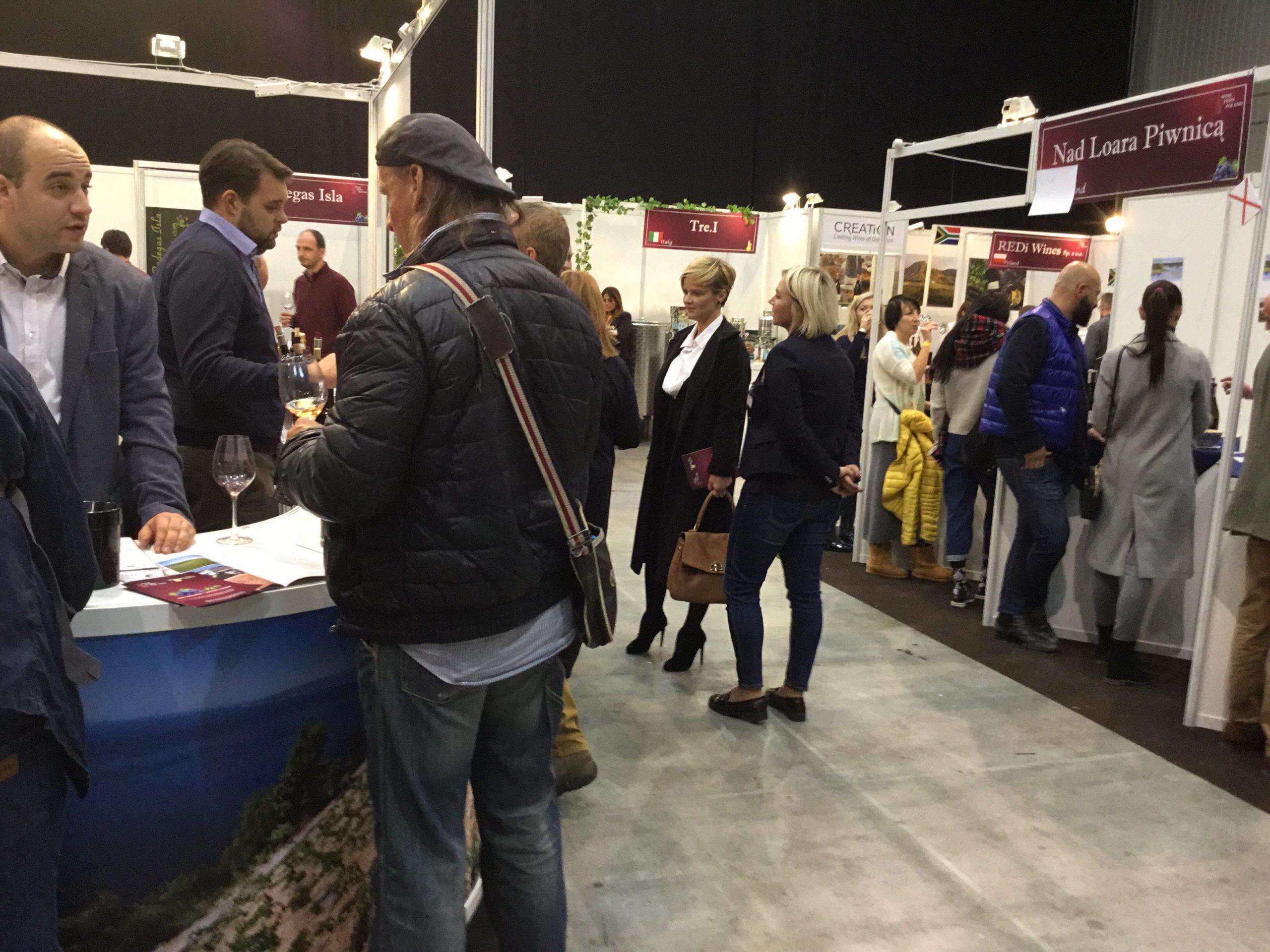 Wine Expo Poland & Warsaw Oil Festival