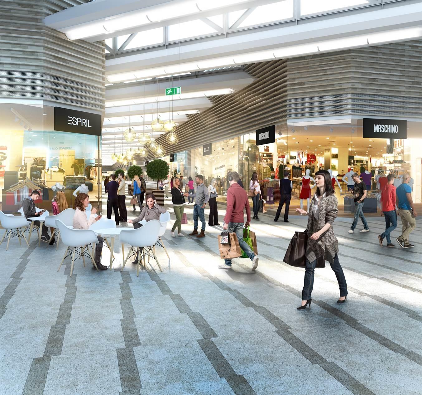 Całkowita przebudowa CH Auchan Gdańsk rusza za trzy miesiące