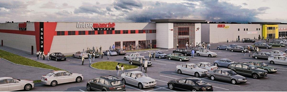 Intermarché w Skierniewicach