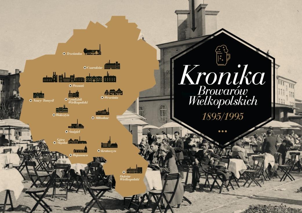100 lat wielkopolskiego piwowarstwa w pigułce