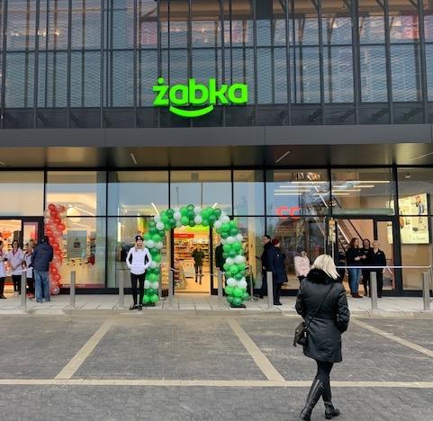 Żabka w nowym retail parku w Polkowicach