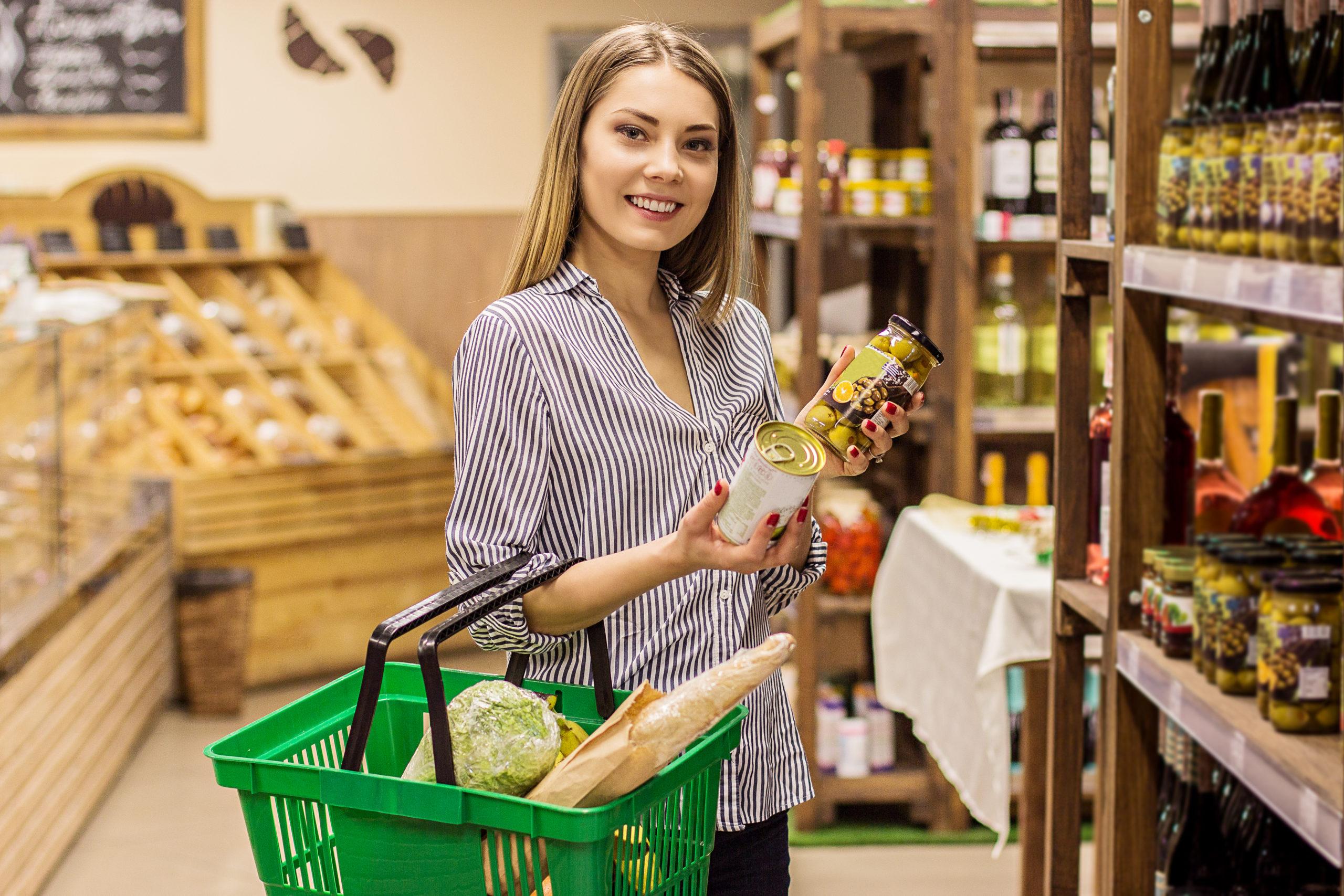Trendy sprzedaży w sklepach małoformatowych w lipcu 2021 r.