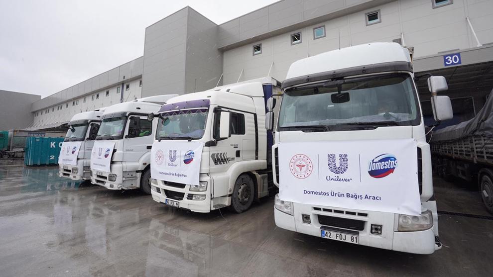 Pomoc Unilever w czasie pandemii koronawirusa