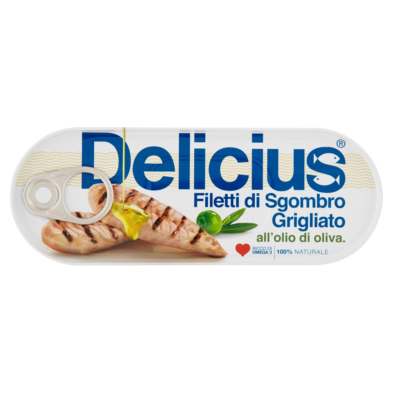 Delicius – włoski lider przetworów rybnych